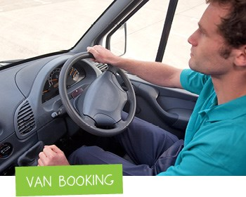 Van Booking